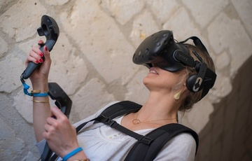 1307 : The 1st Historical Escape Game in virtual Reality
